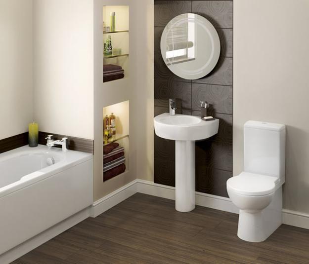 Small Bathroom Design Trends And Ideas For Modern Bathroom - Compact toilets for small bathrooms for bathroom decor ideas