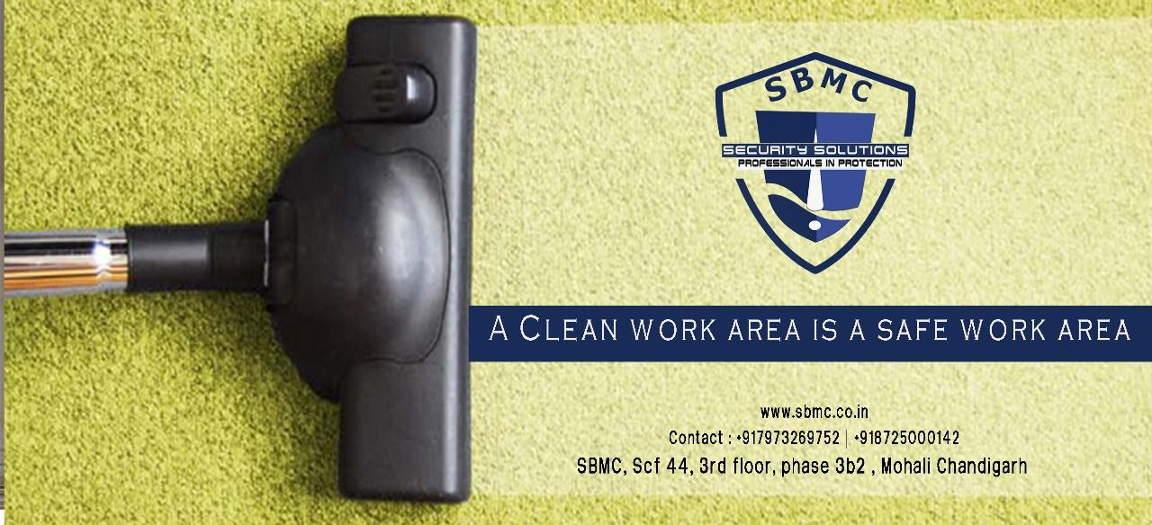 SBMC Security Solutions Housekeeping Security