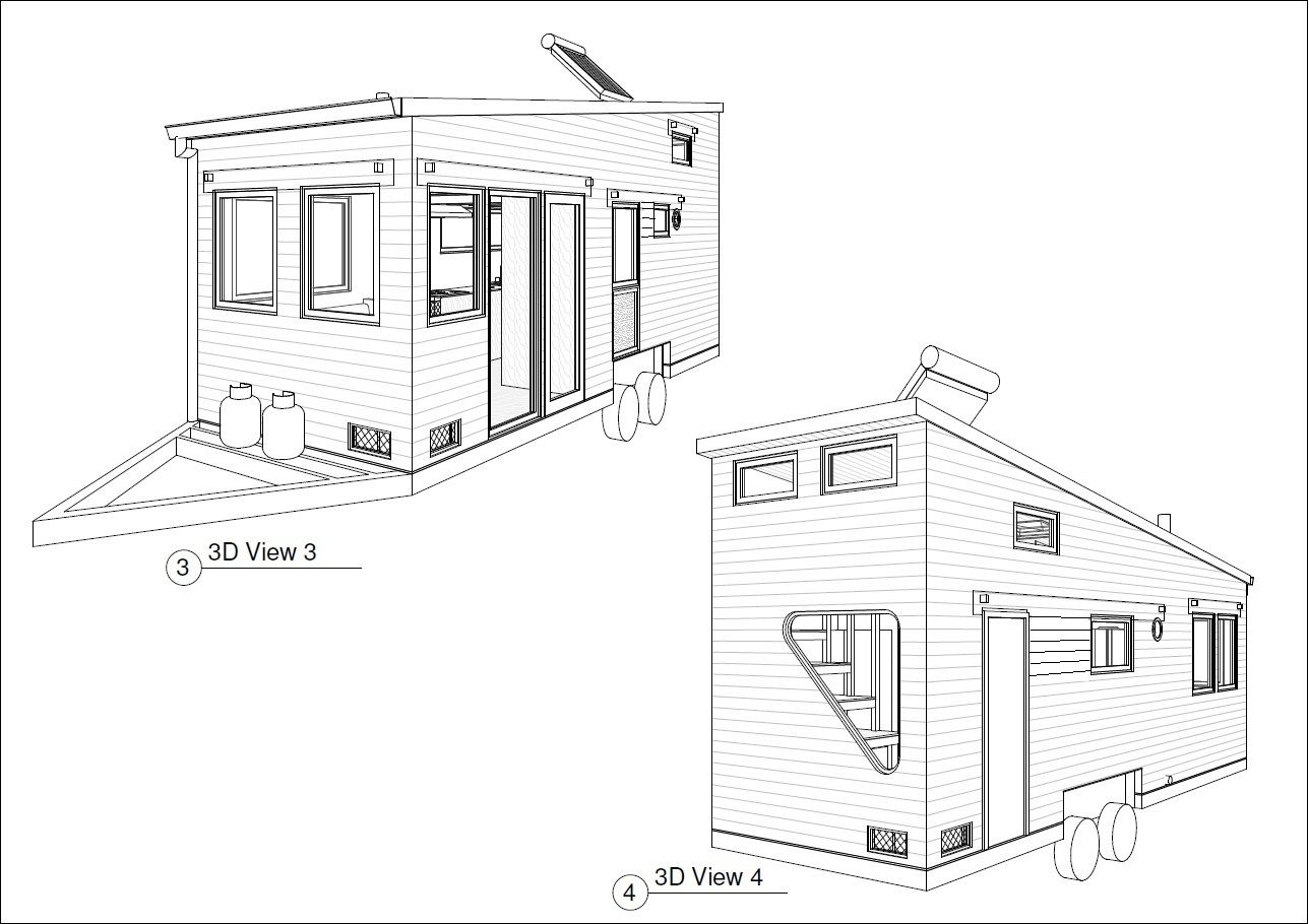 Building A Tiny House Tiny House Plans Pinterest