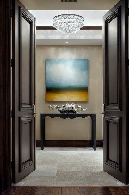 17 Divine Interiors With Abstract Art That Will Amaze You With