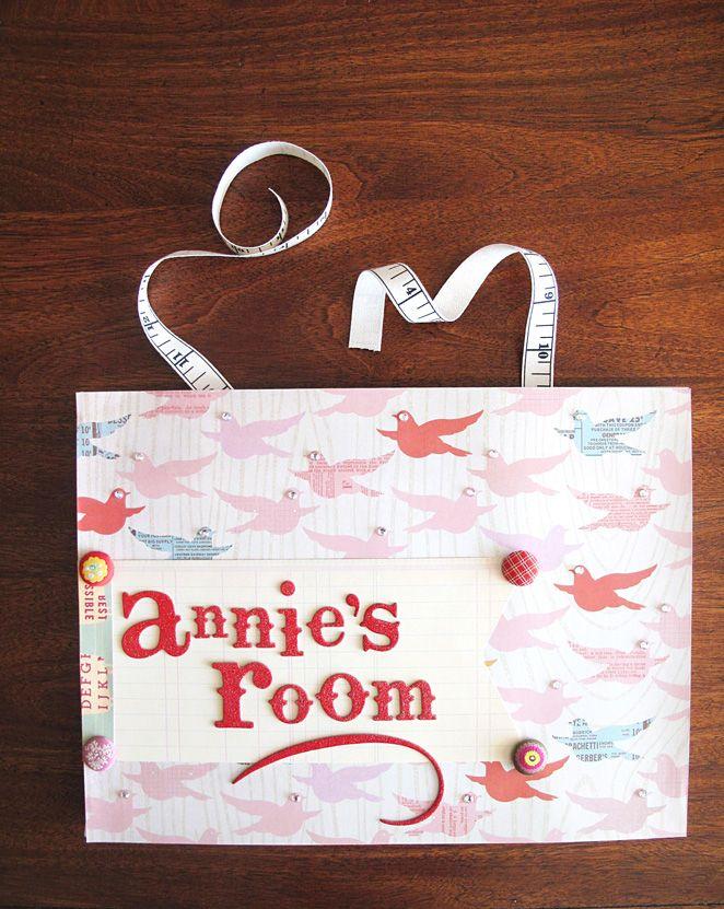 40+ Craft room door signs ideas
