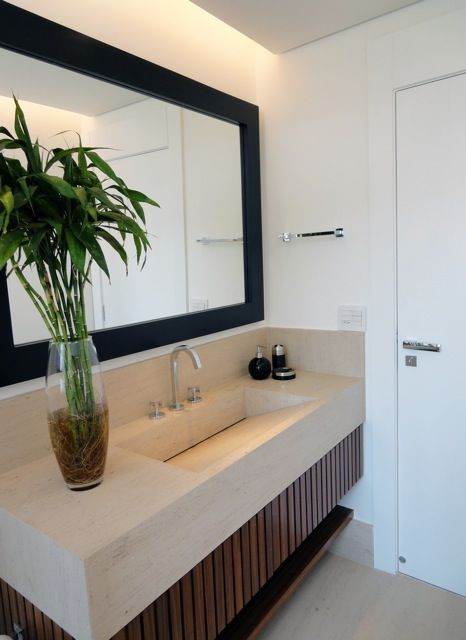 silestone bancada banheiro - Pesquisa Google   casa   Pinterest