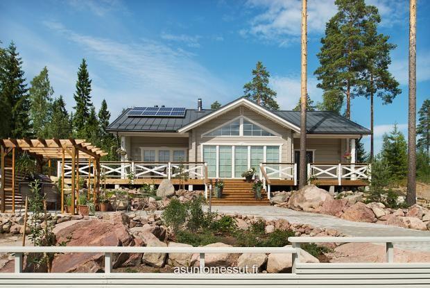 Kohde 6 Kimara Aurinkorinne | Asuntomessut, Hyvinkää, Finland