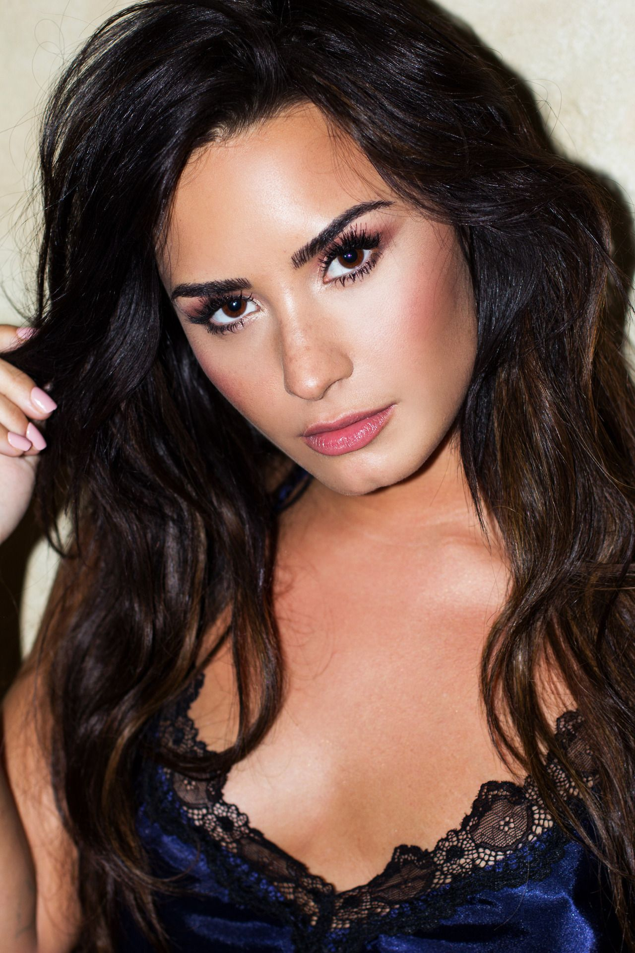 Pinterest Deborahpraha Demi Lovato Makeup Natural Makeup