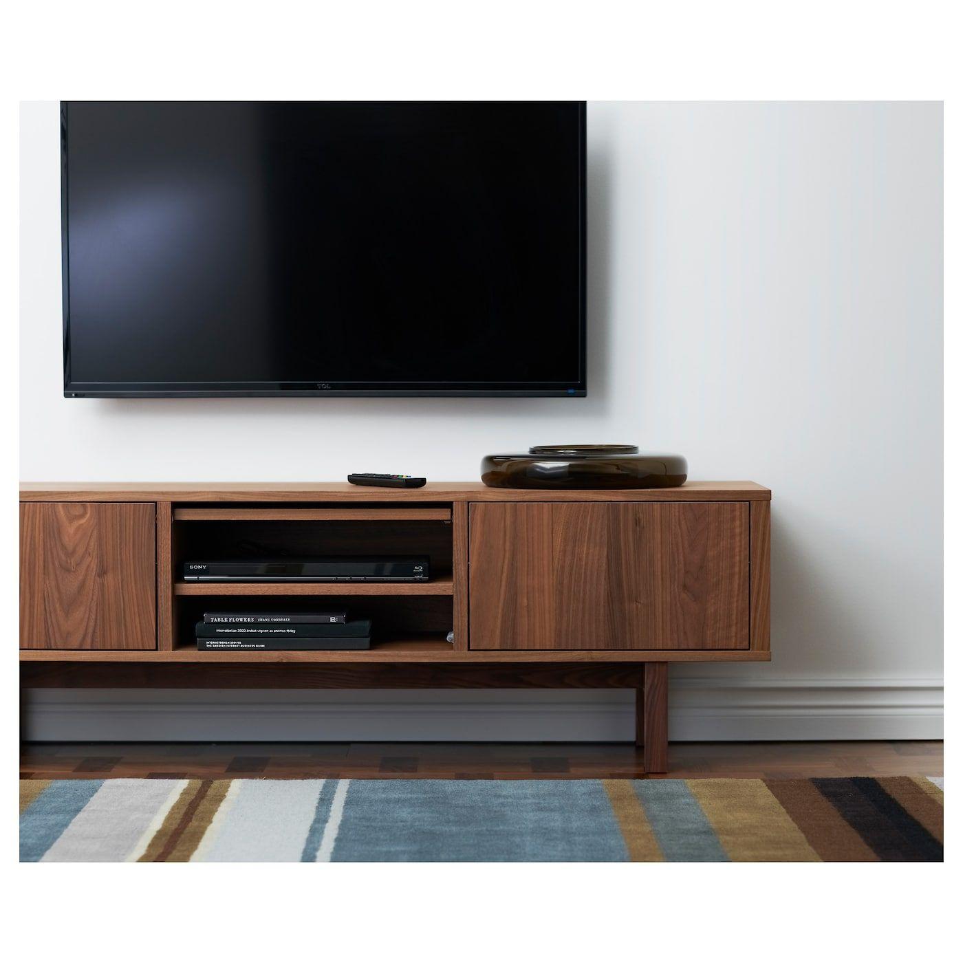 Retro Tv Meubel Ikea.Stockholm Tv Meubel Walnootfineer 160x40x50 Cm In 2020 Tv