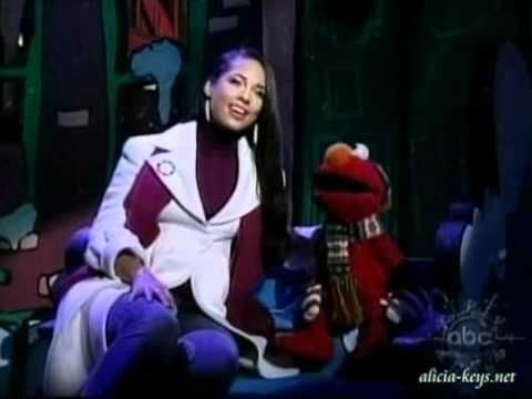 Elmos Christmas Countdown.Alicia Keys On Elmo S Christmas Countdown Youtube