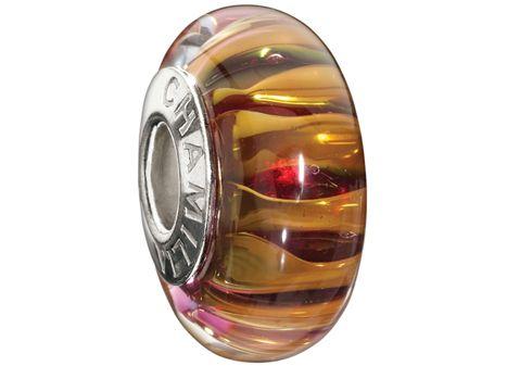 Chamilia safari gold bead beads jewelry gold beads chamilia jewelry - Safari murano jewelry ...