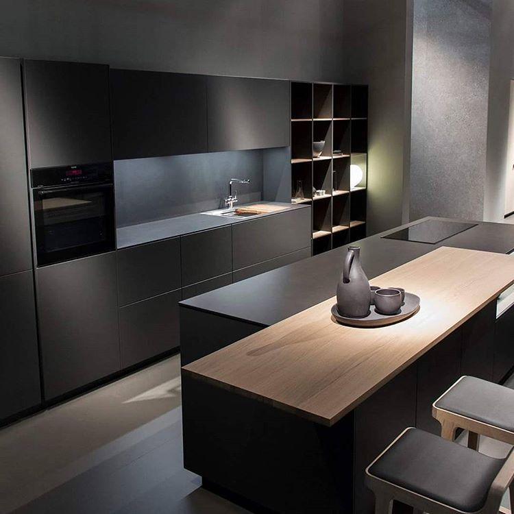Wood+black= Fashion=matiz Concept
