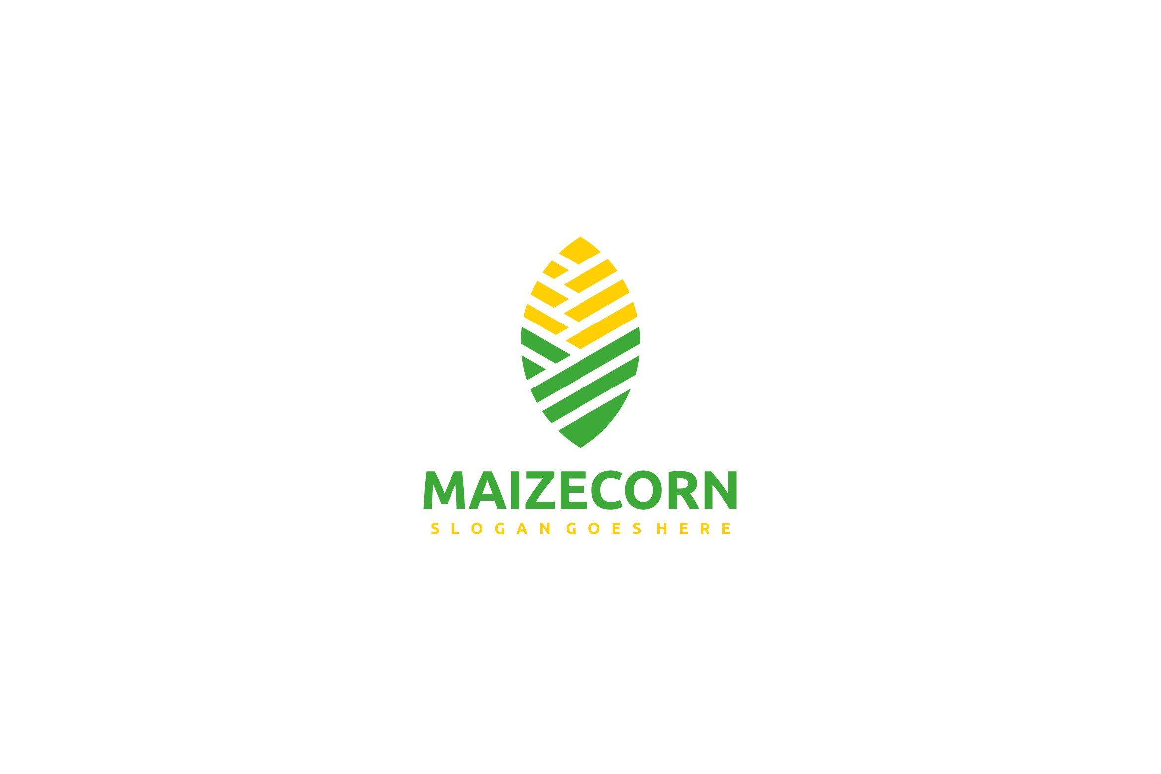 maize corn logo logo design typography logo design template personal logo design maize corn logo logo design
