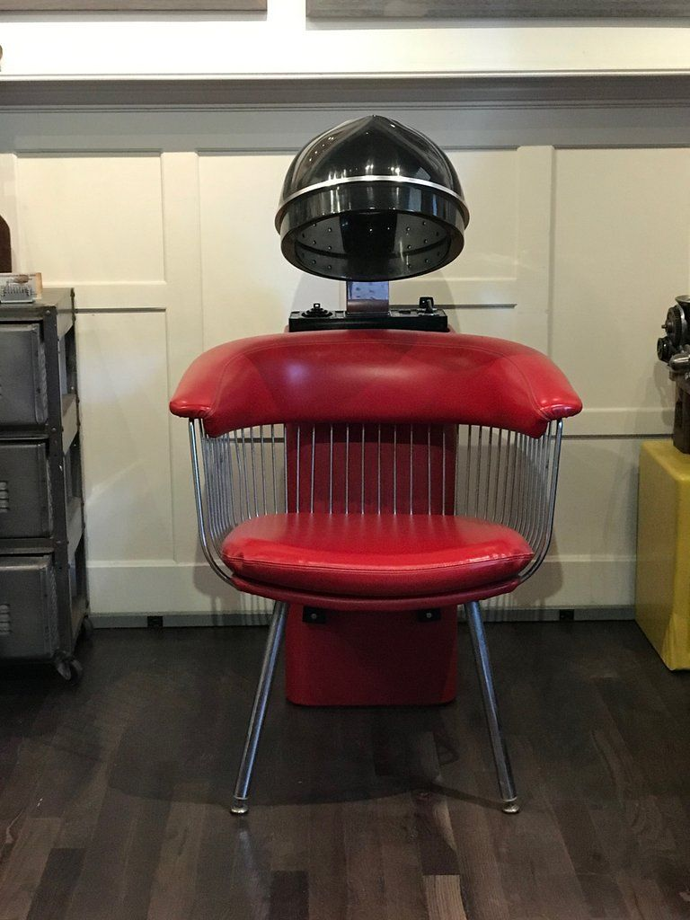 Salon Hair Dryer Chair Salon hair dryer, Hair dryer