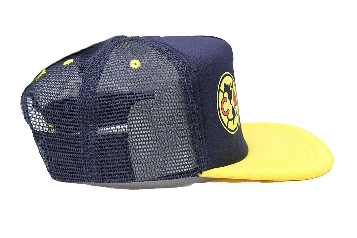 af607ad7b69f8d Hats & Caps, Men's Hats & Caps, Baseball Caps,Club America Flat Brim Hat  Cap Trucker Style C5A03 - Navy Blue - C212DI1GXC3 #caps #hats #style  #mensoutfits ...