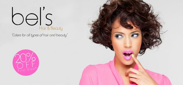 Bel's Hair and Beauty Salon by Richard Morley, via Behance ...