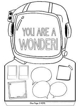 Wonder Freebie Wonder Kindness Poster Reading wonders