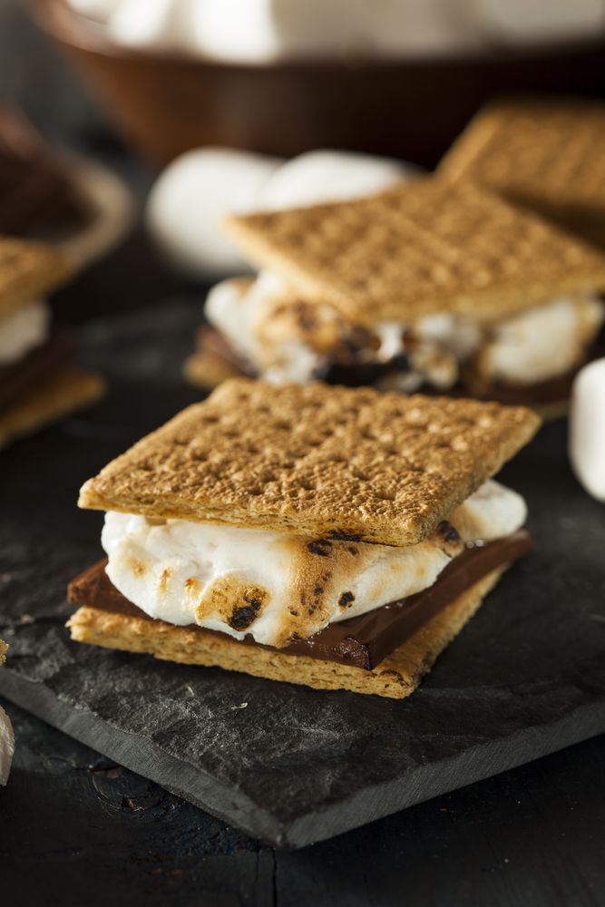 What is camping without S'mores?!