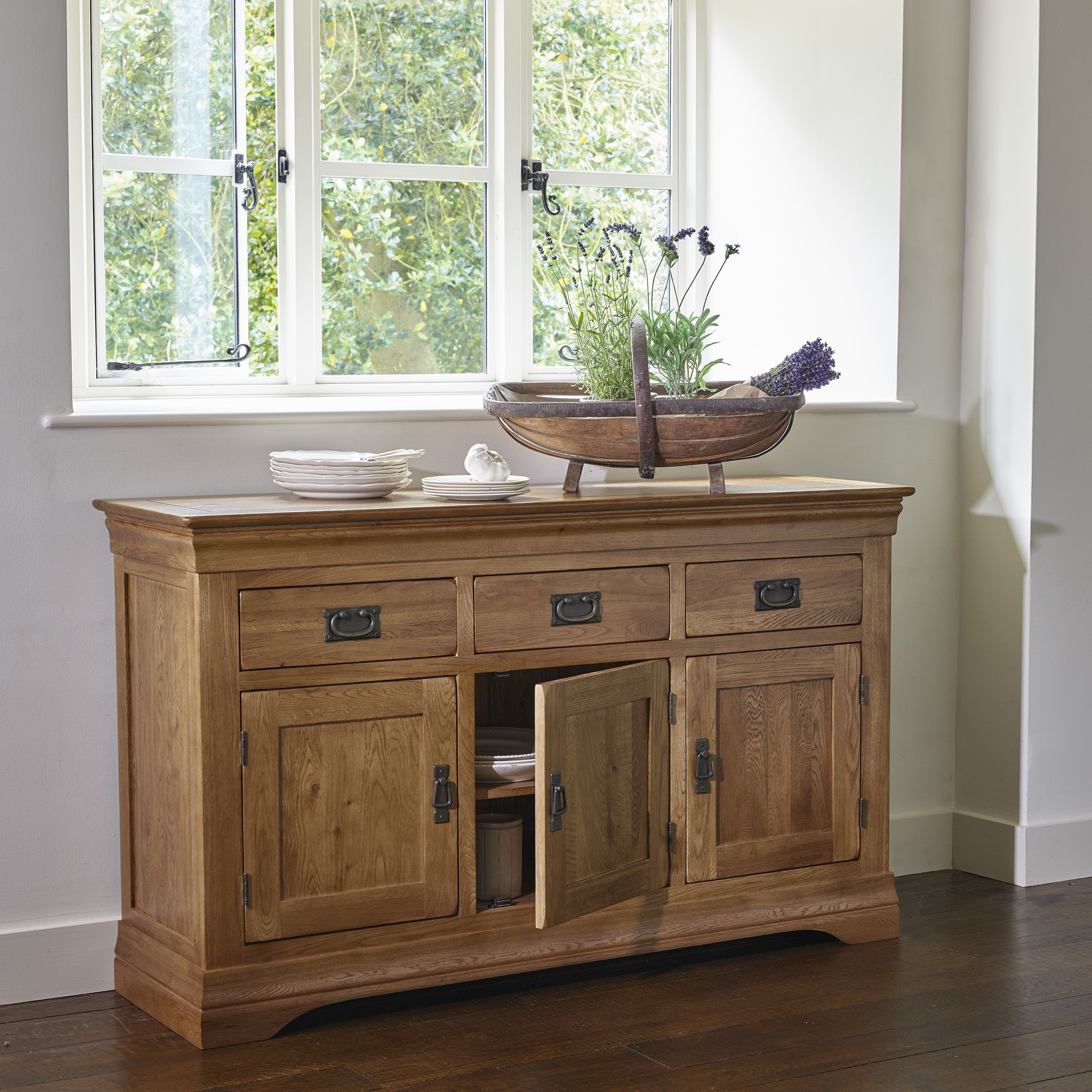 How to style your sideboard the oak furniture land blog