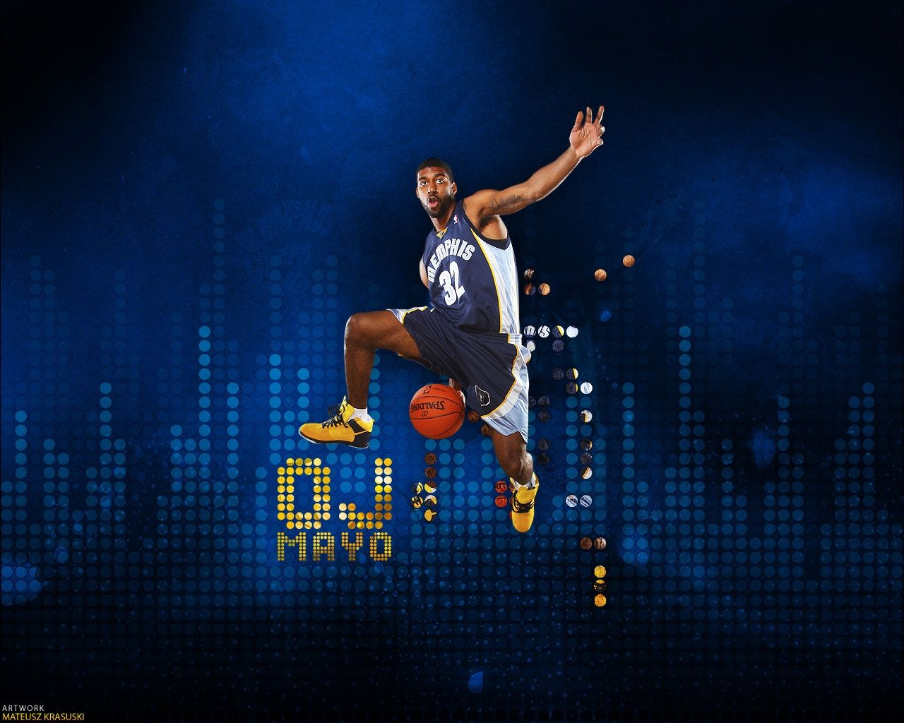 Best NBA Players Memphis Grizzlies Wallpaper