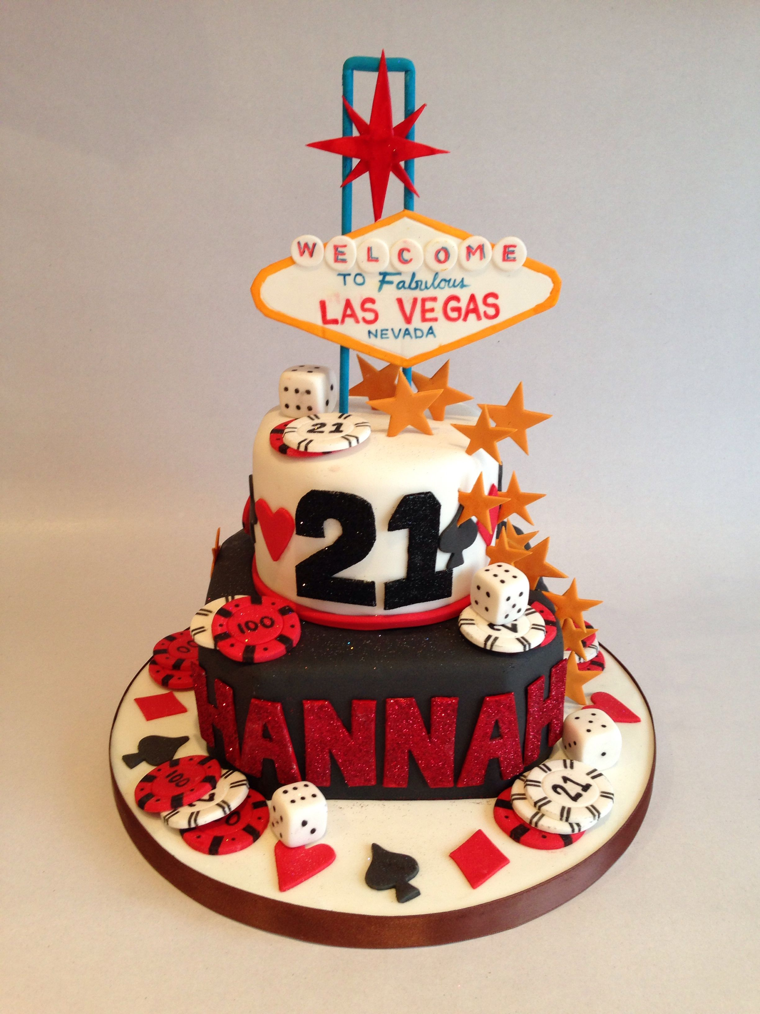 vegas themed wedding cake toppers las vegas themed cake by fantasticake awesome cakes 21574