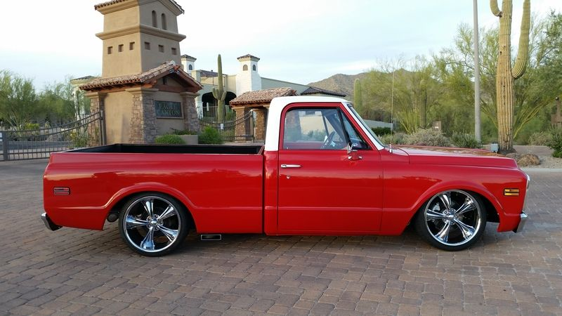 For Sale 1969 Chevrolet C10 Custom, Mesa, Arizona