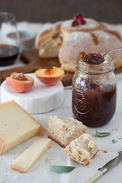 Amaranth-Honey Bread For recipe: http://www.melangery.com/2013/09/amaranth-honey-bread.html #bread, #amaranth, #healthy, #breakfast