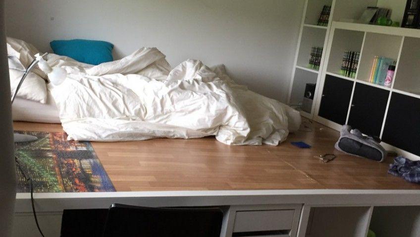 Un incroyable lit estrade pour chambre d\'ado | soon | Cool bedrooms ...