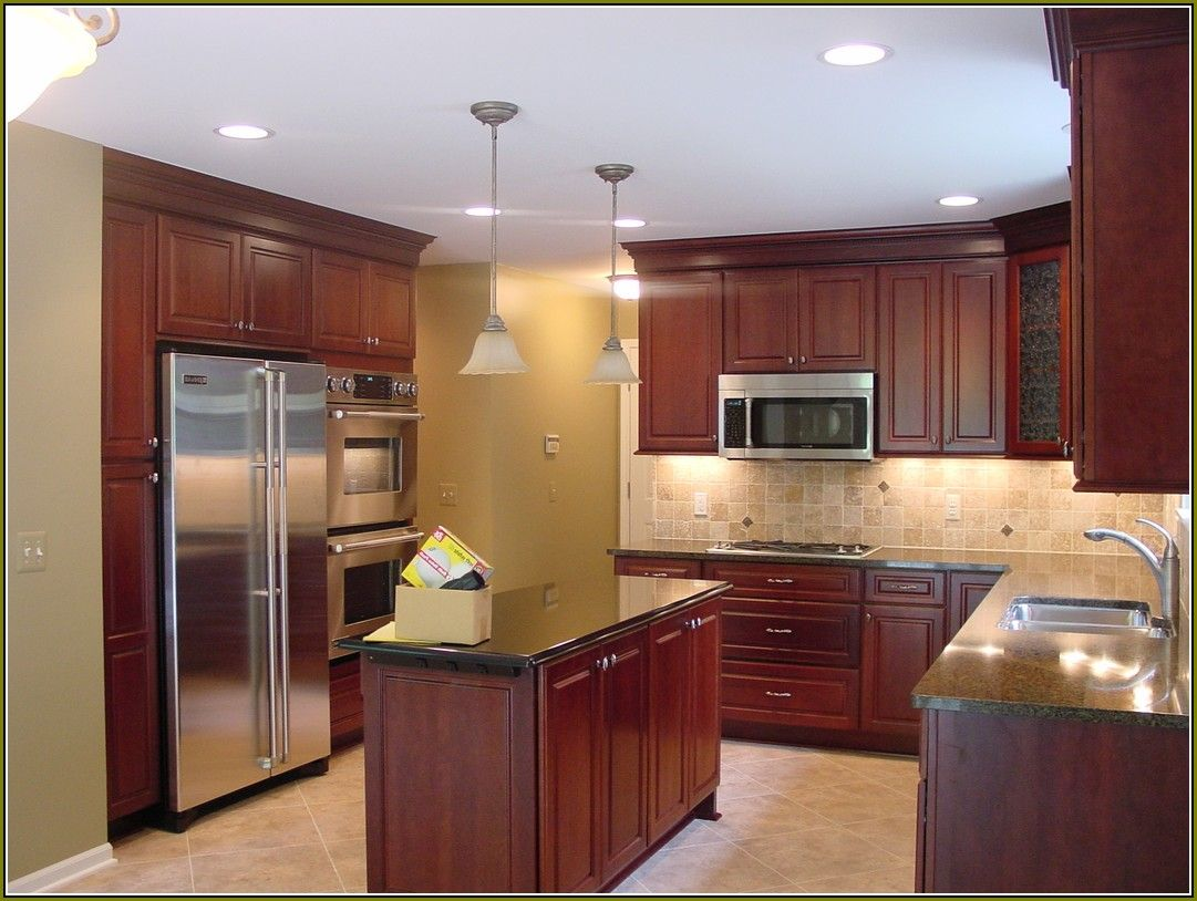 frameless kitchen cabinets lowes improvements refference ...