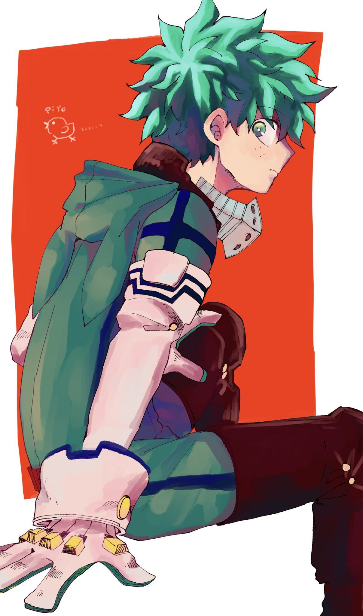 Pin by Briana☔️ on 僕のヒーローアカデミア2 Deku boku no hero, My