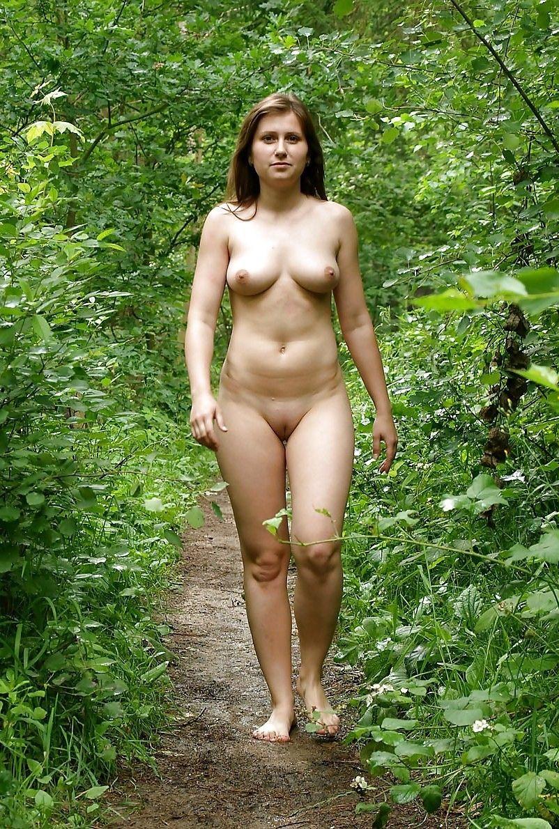 Hiking naked blog