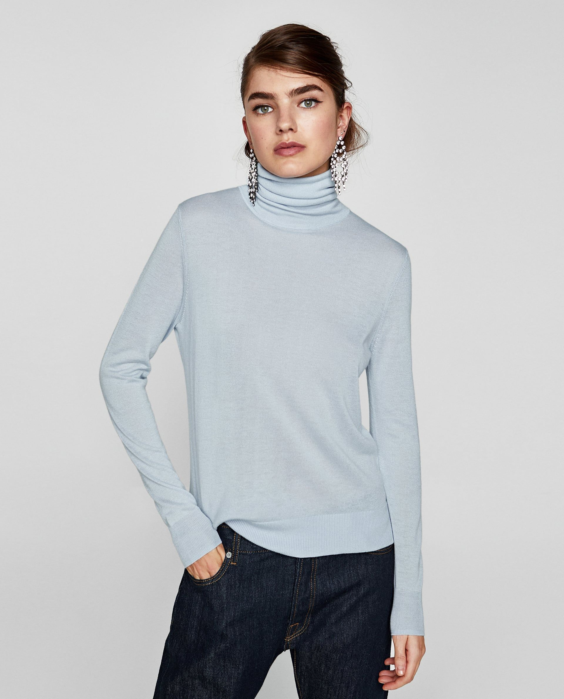 00e749689346d7 Sweaters for women that best adapt to your style at ZARA online. Oversized  pieces or classic fits.
