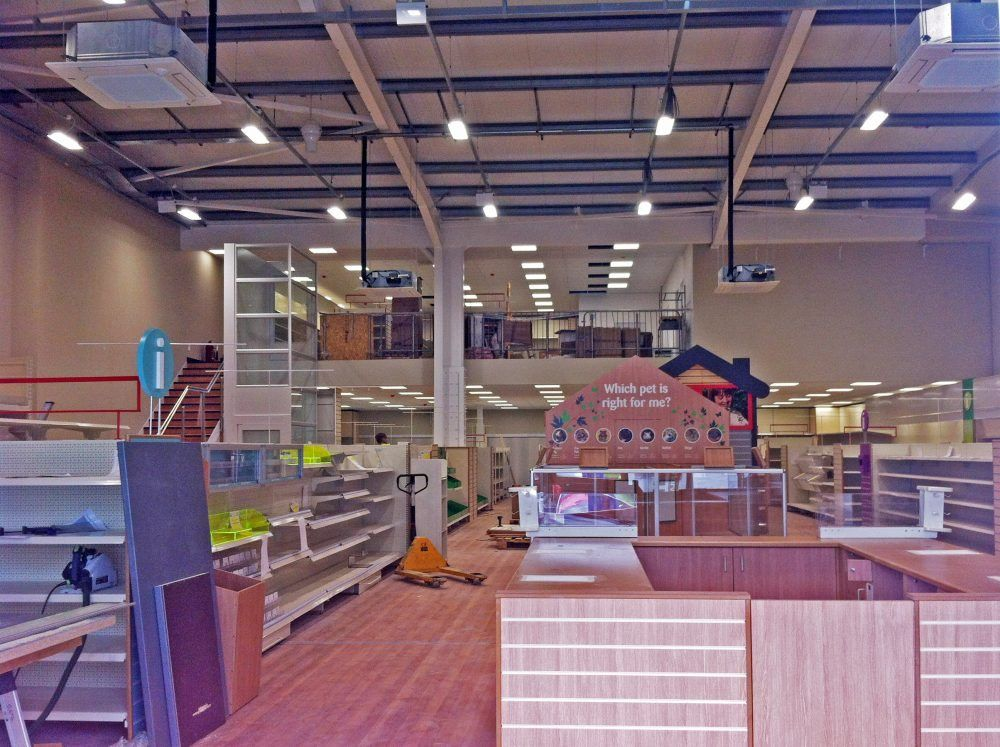 Peek inside Waterlooville's new Pets at Home Store