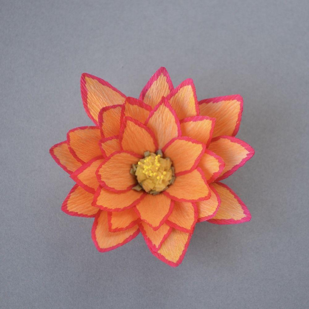 Handmade crepe paper flowers homemade flowers pinterest crepe handmade crepe paper flowers mightylinksfo