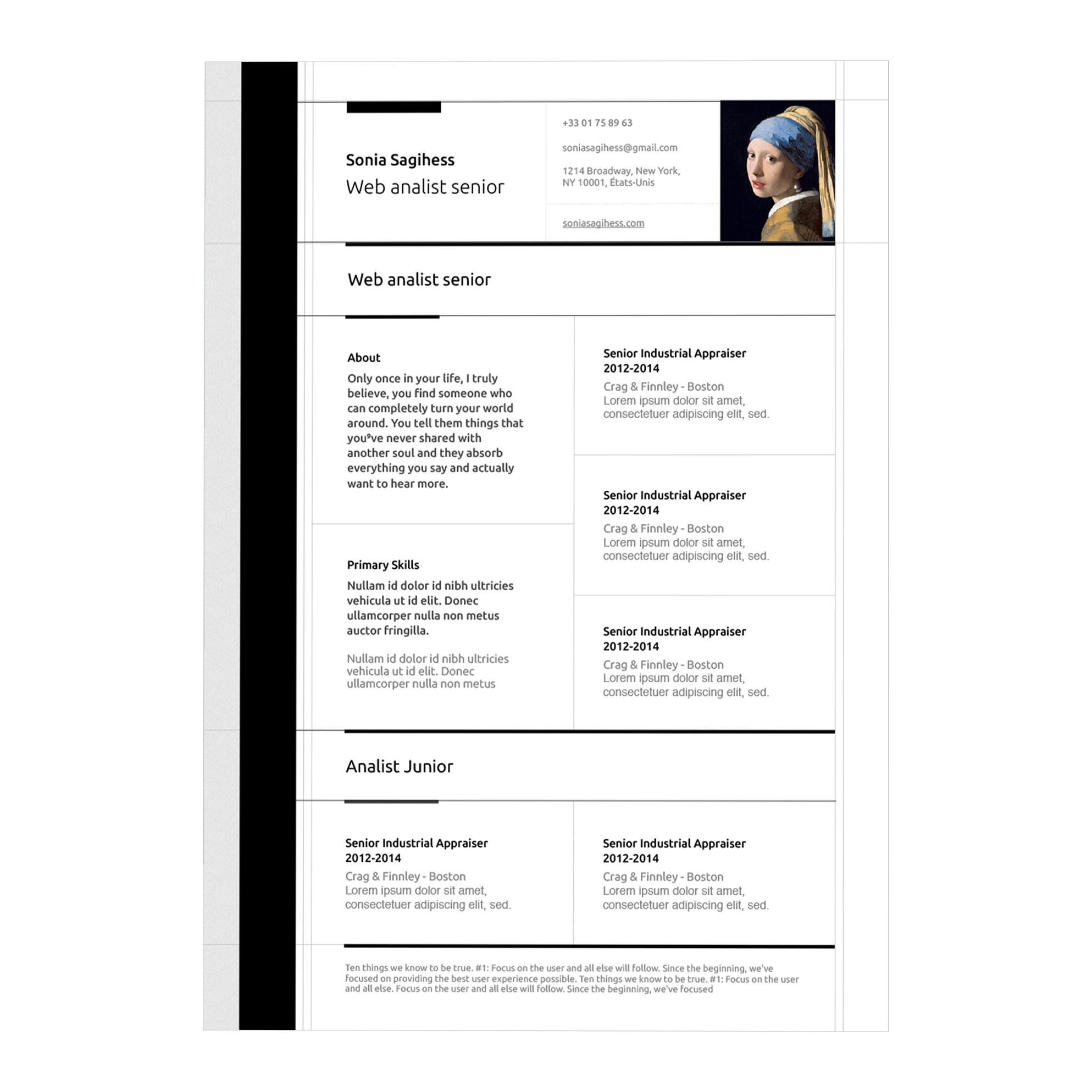 Free Resume Templates Apple Pages Resume Templates 2019