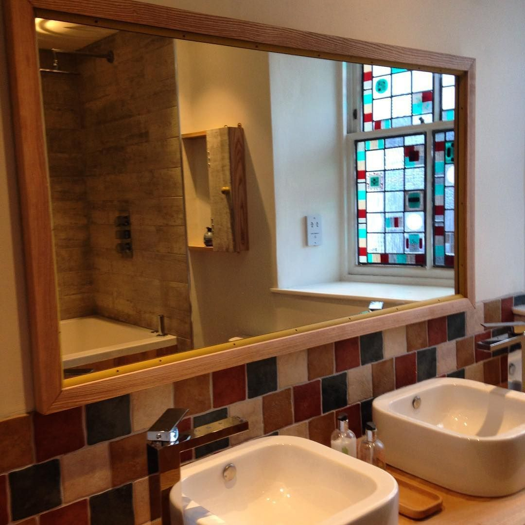 #stainedglass panels #japanese soaking tub #bathroom #luxury thankyou @badgerand Inspired badgerand Bathroom Japanese japanese tubs bathroom luxury panels soaking stainedglass thankyou tub
