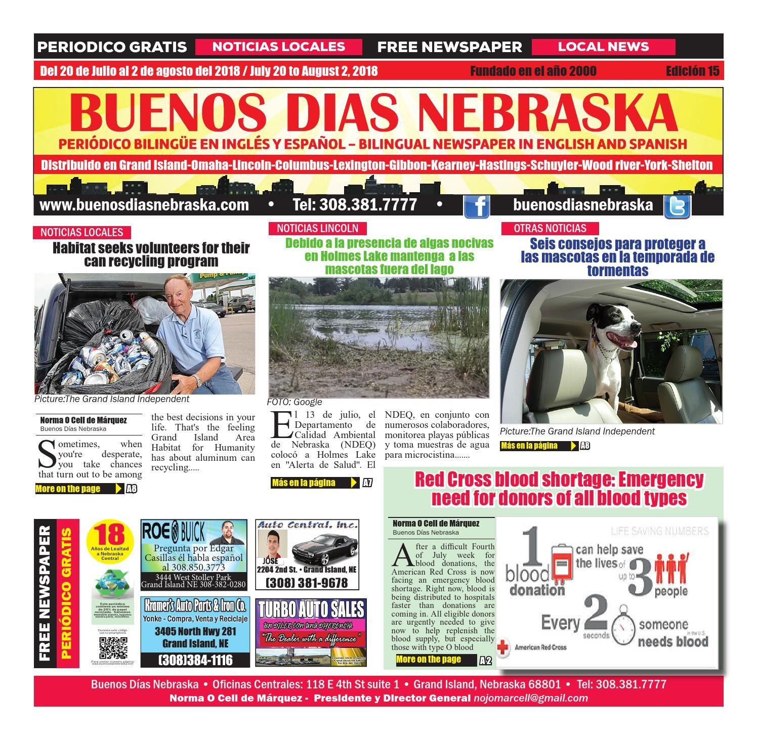 Periodico Bilingue En Ingles Y Espanol