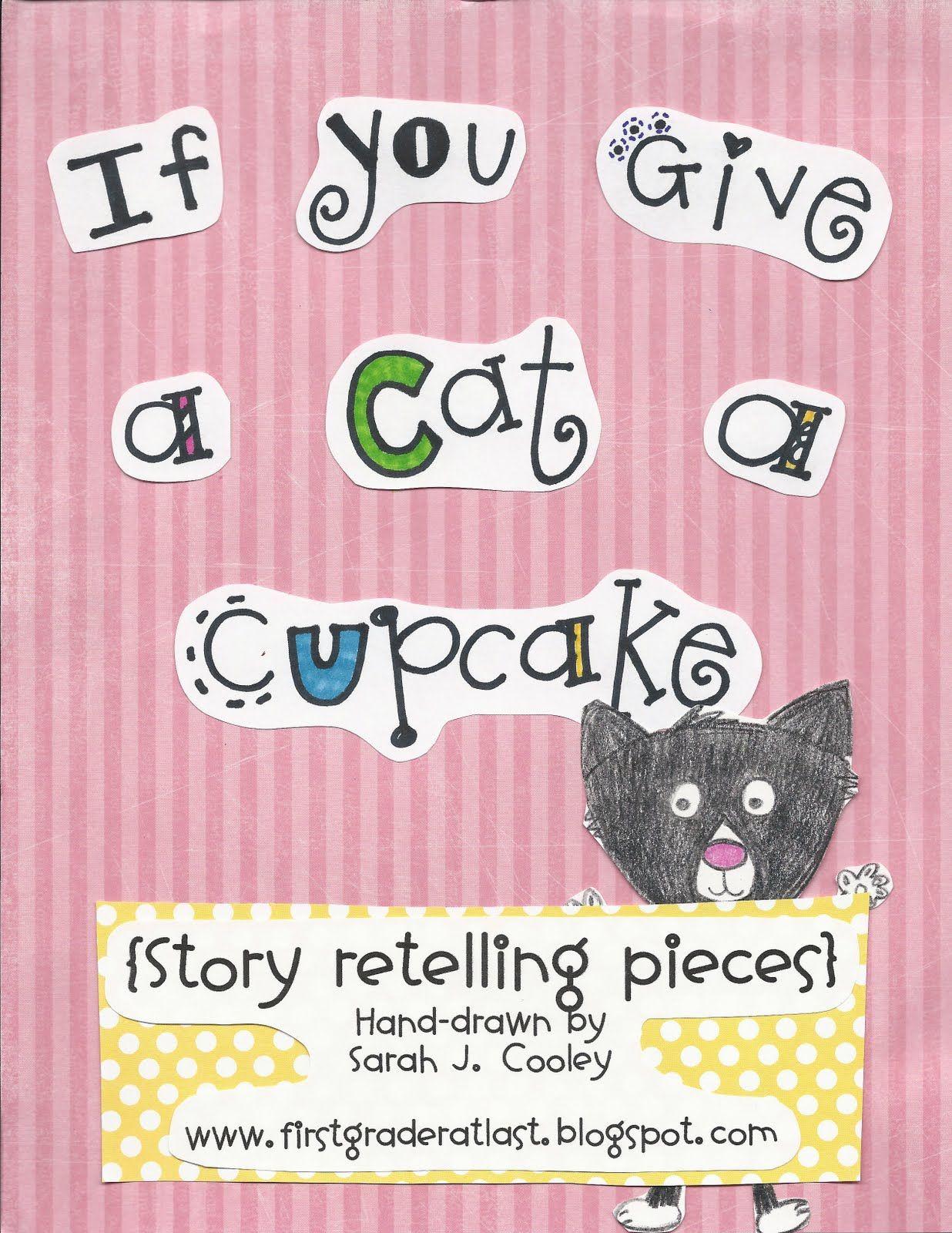 Story Retelling Pieces Centers