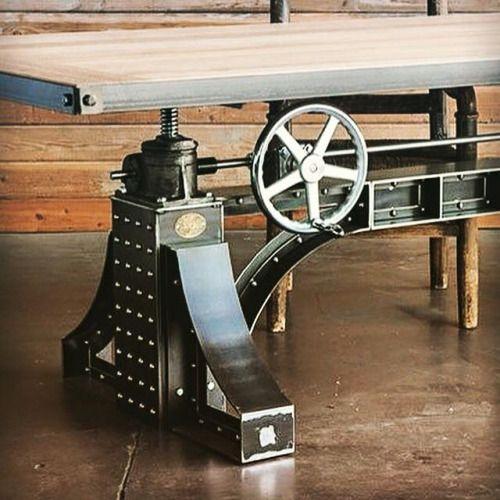 vintageindustrial:  The Bronx by Vintage Industrial Furniture #vintageindustrialfurniture