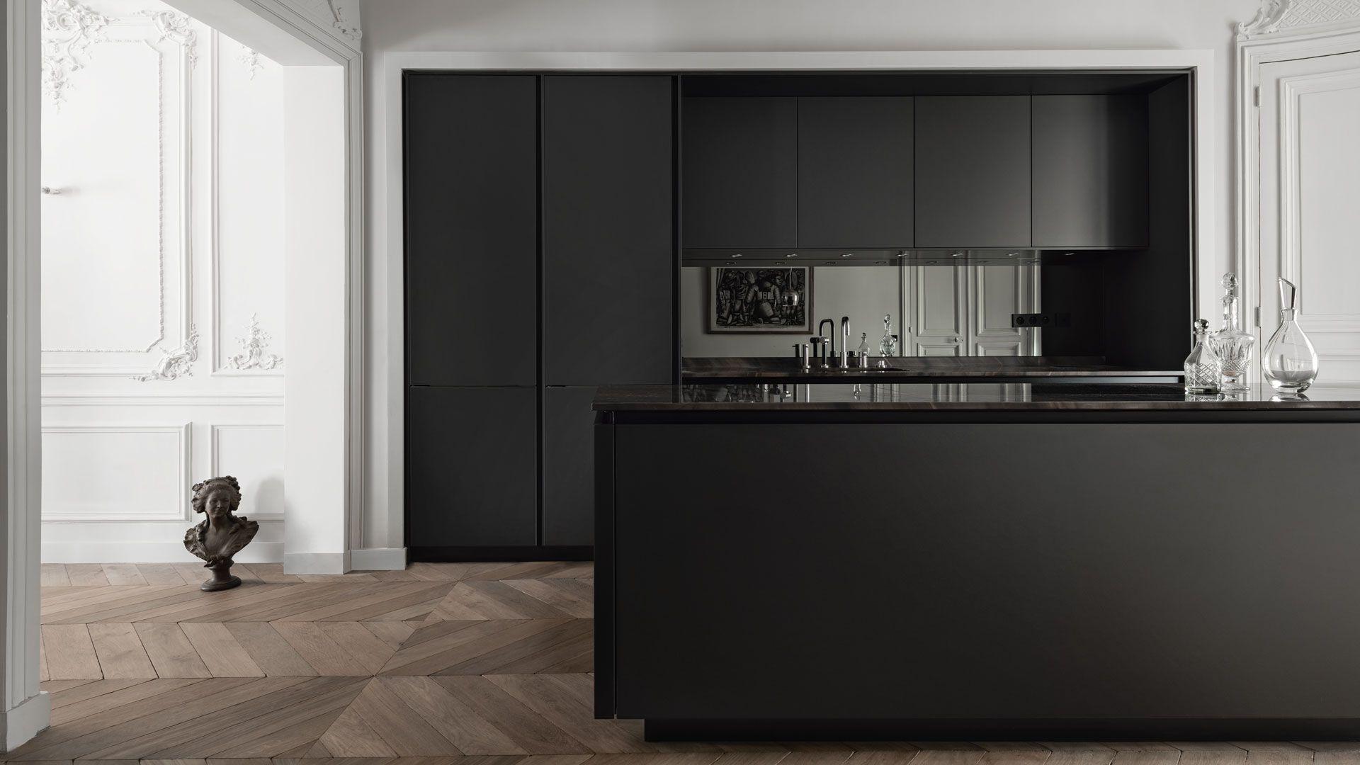 Stunning SieMatic K chen berzeugen durch edle Materialien und pr zise Verarbeitung u entdecken Sie die Vielfalt unserer grifflosen K chen und Designs mit Griffen