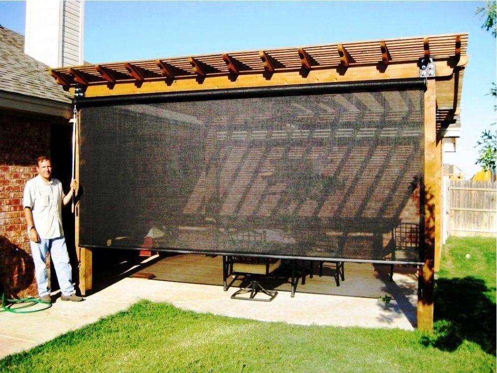 patio shade ideas decoomo
