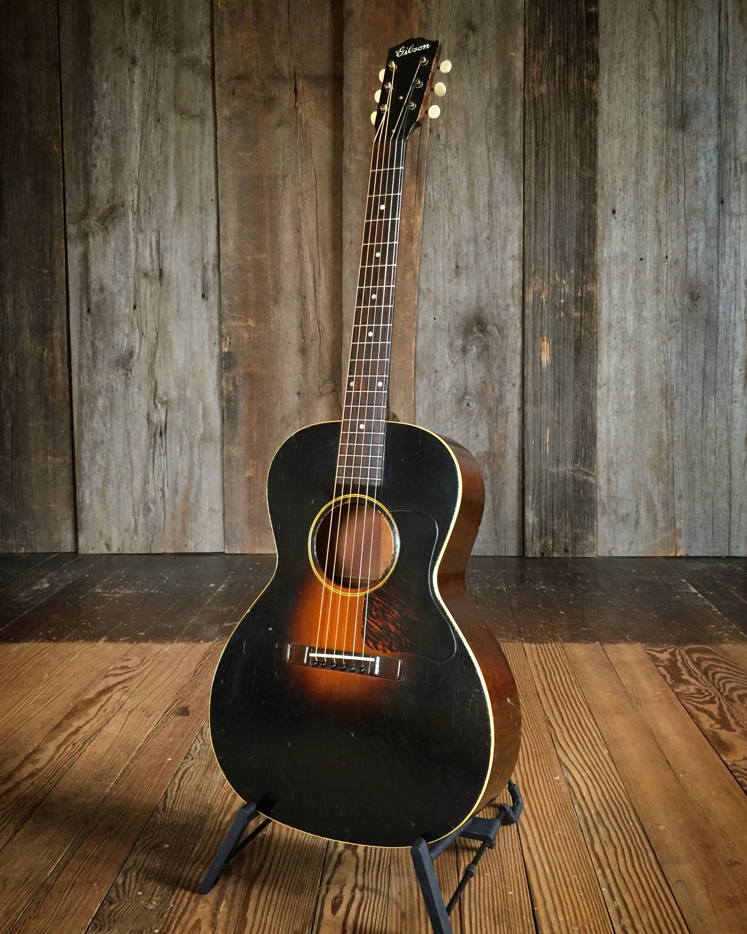 Sincere Gibson Southern Jumbo Ebony Attractive And Durable Musical Instruments & Gear Acoustic Guitars