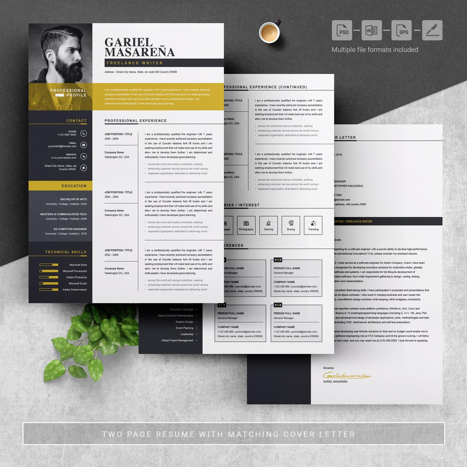 The ultimate 2019 guide for General Manager resume