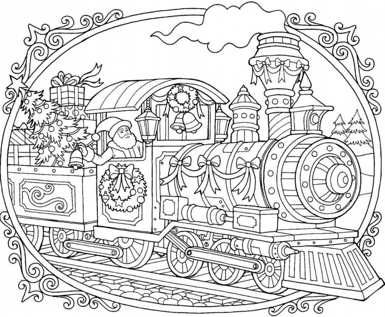 Pin By Peggy Gerald On Color Pages Train Coloring Pages Coloring Pages Space Coloring Pages