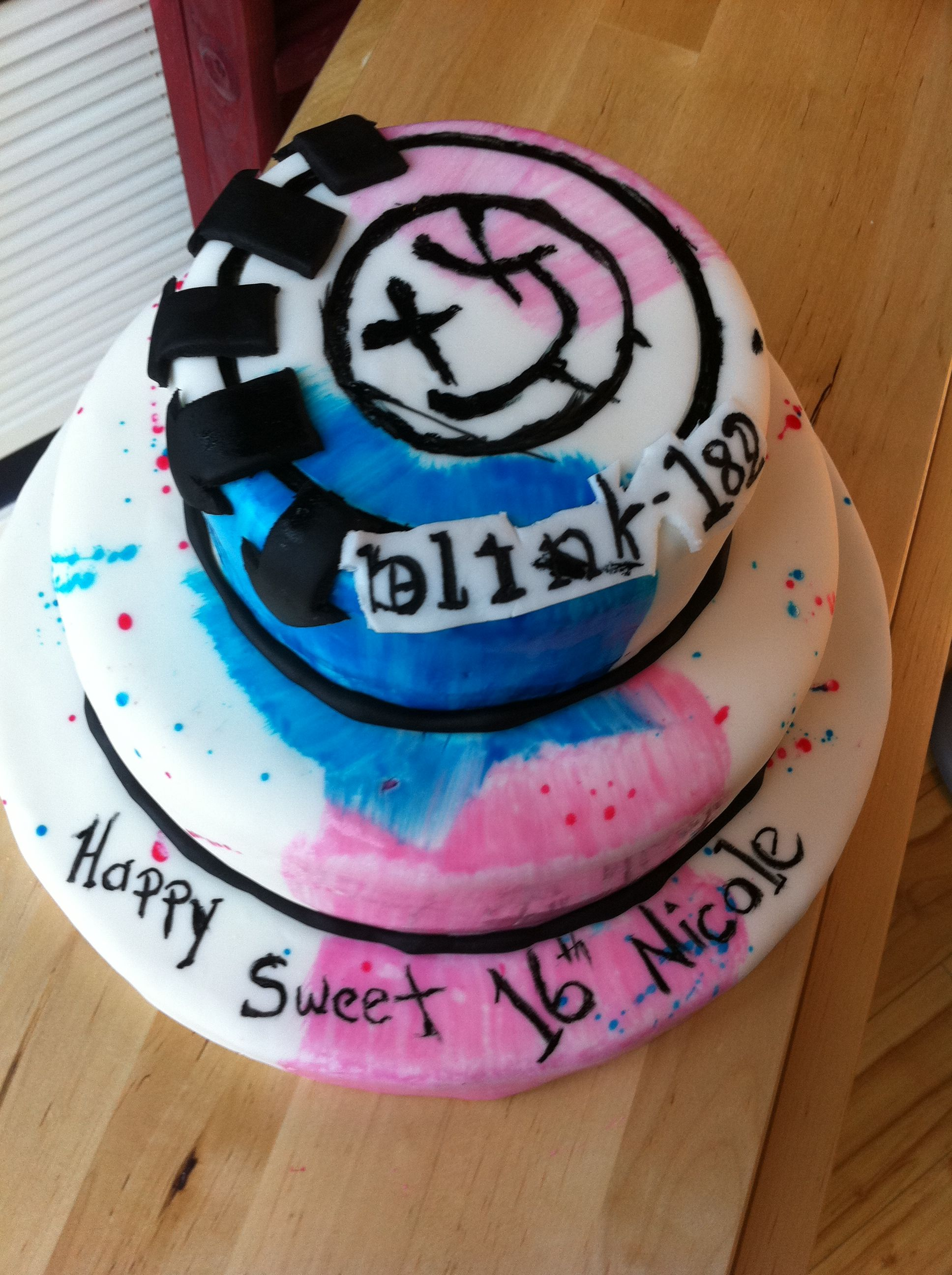 Pin By Charlil Misfit On Food Pinterest Sweet 16 Cakes 16