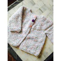 POP! baby cardigan Knitting pattern by Rachel Atkinson   Knitting Patterns   LoveKnitting