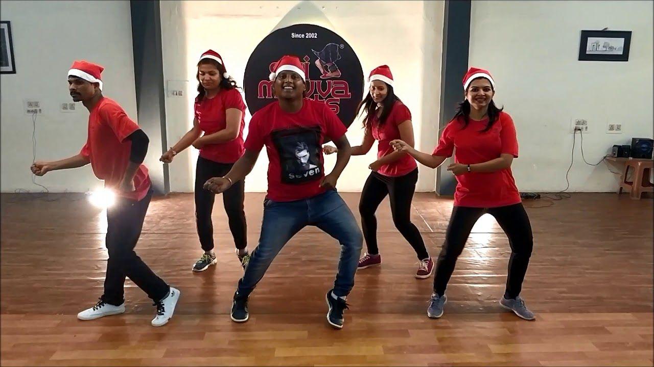 Christmas song | Hip-hop | Siri Muvva Arts | Kishore choreography | Hip hop, Primarias