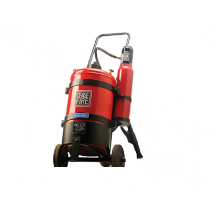 Map 90 Fire Extinguisher.Ceasefire Abc Powder Based Map 90 Fire Extinguisher 50 Kg When