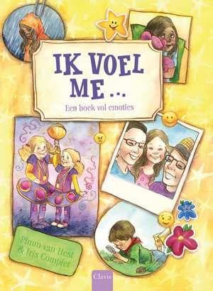 Een boek waar ook gevoelens als nieuwsgierig, somber,... in voorkomen. En bij elk gevoel staat er een duidelijk voor kinderen herkenbare voorbeelden. Er wordt ook vertelt dat je dat gevoel op verschillende momenten kan hebben.