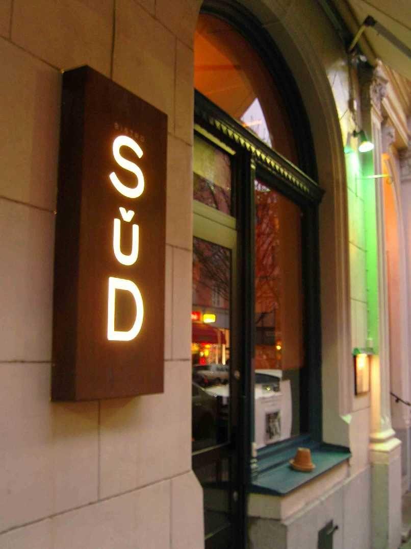 Bistro Süd restaurant 8A Söder near
