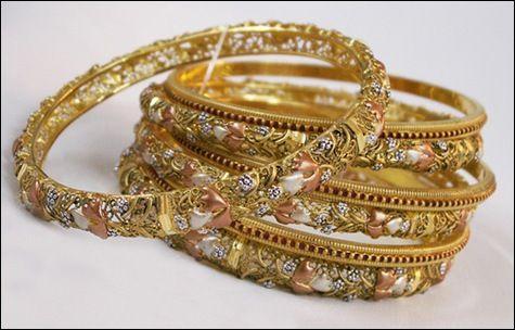 Bangles 03thumb2jpg 475304 Jewelry Arabic and Asian Gold