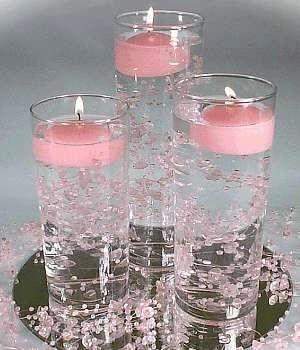 water beads centerpieces for weddings floating flower centerpieces rh pinterest com centerpieces with watering cans centerpieces with water beads and candles