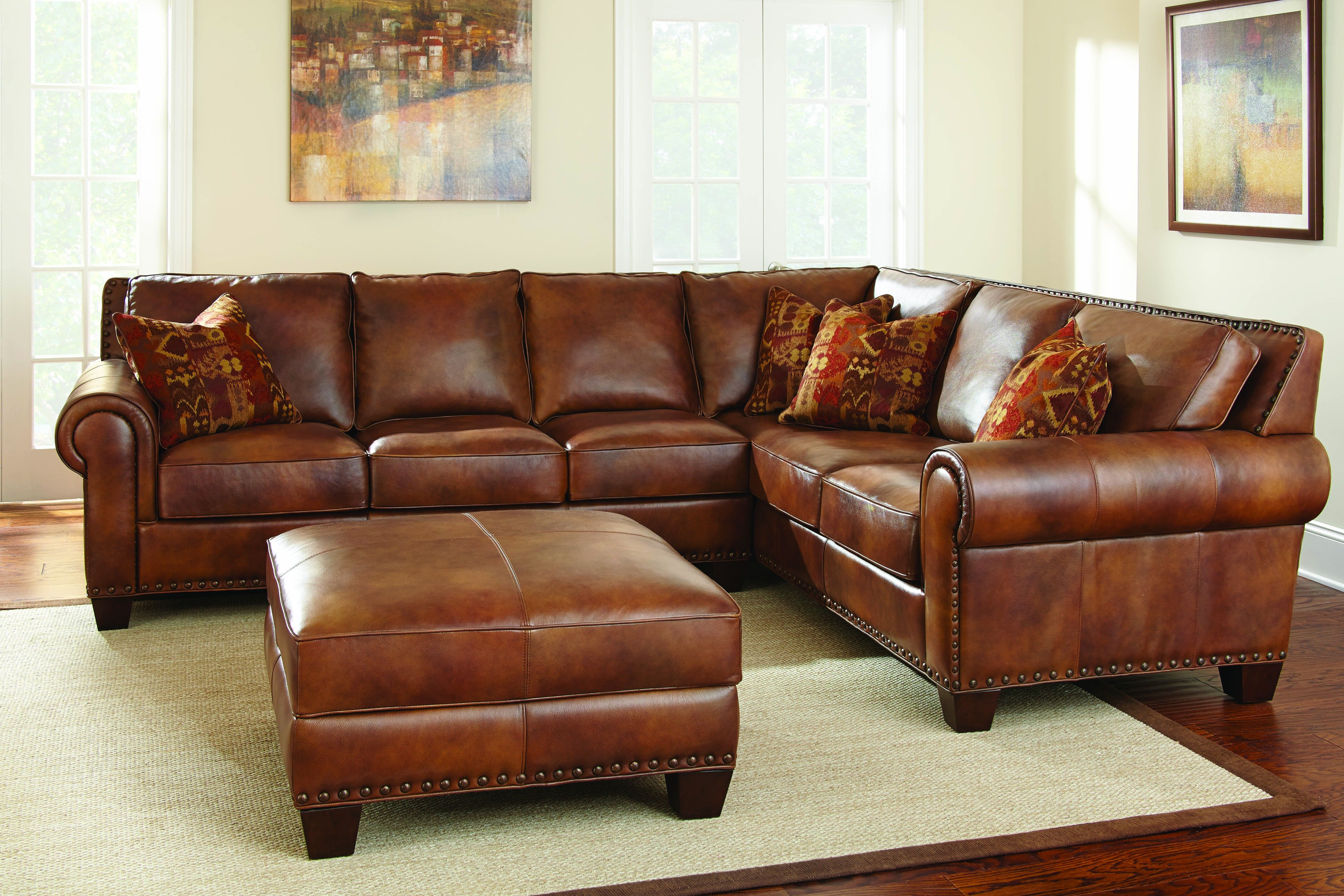 Modern Sofa Picture of Softline O uNeal Leather Sectional Sofa with Chaise Couches Pinterest