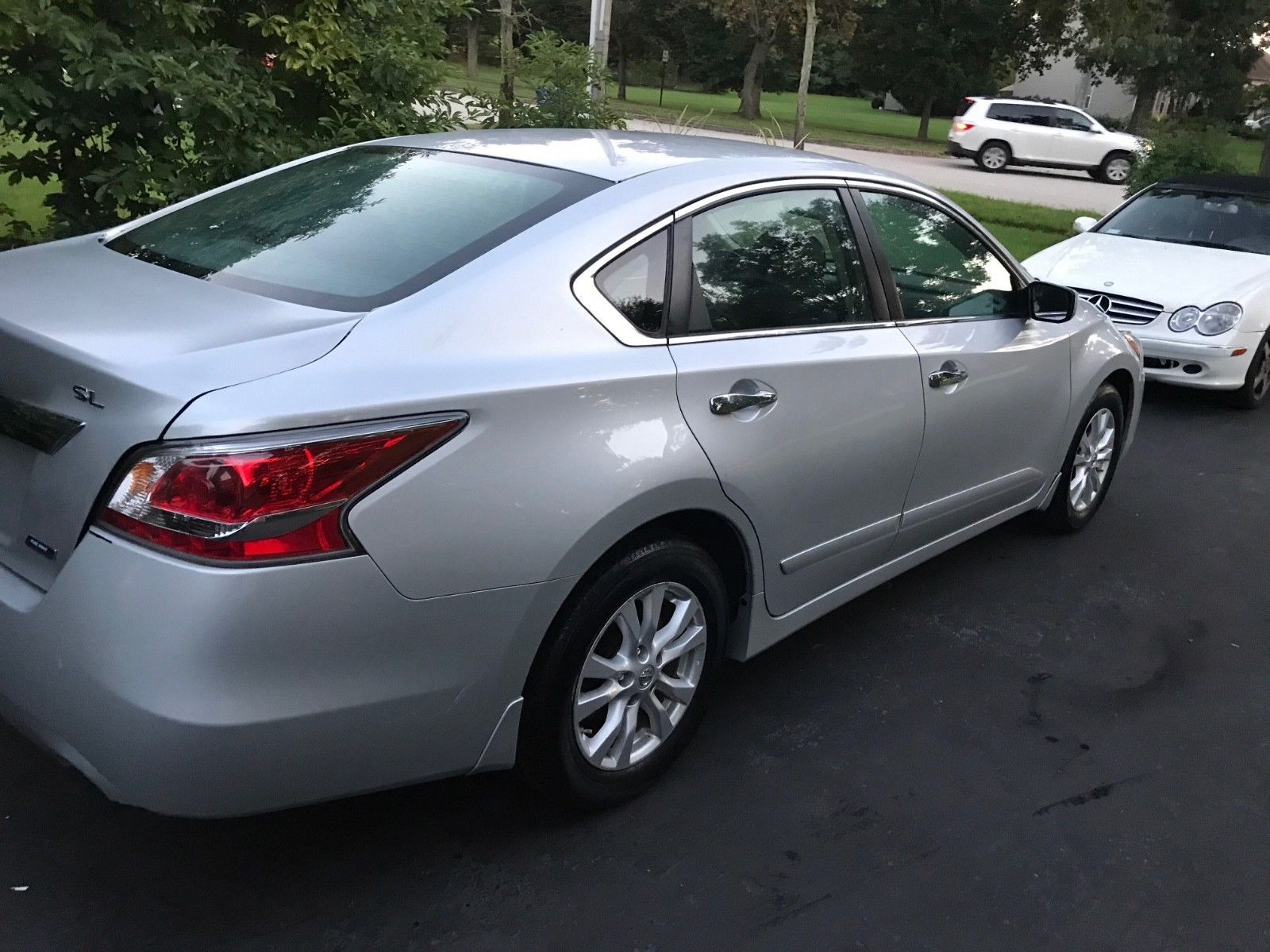 Awesome Nissan 2017 2014 Nissan Altima 2014 Nissan Altima runs and